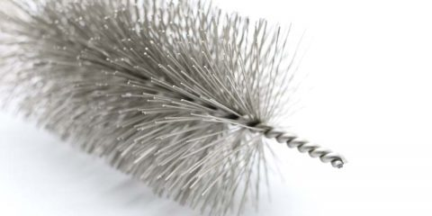 Stainless Steel Twisted in Wire Brushes