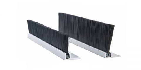 F Style Door Brushes