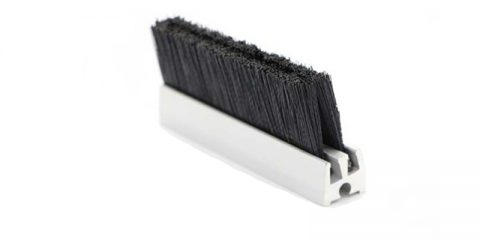 Escalator Skirt Brushes