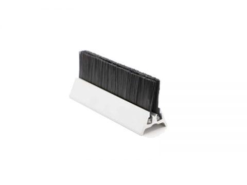 Escalator Skirt Deflector Brushes